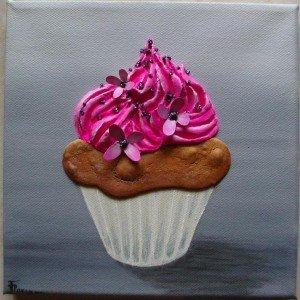 Eté 2011 dans Accueil Cup-cake-fleuri-300x300