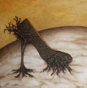larbrassoulier-297x300 Paxia Françoise 2013 dans tableau relief